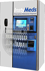 medication dispensing machine for home