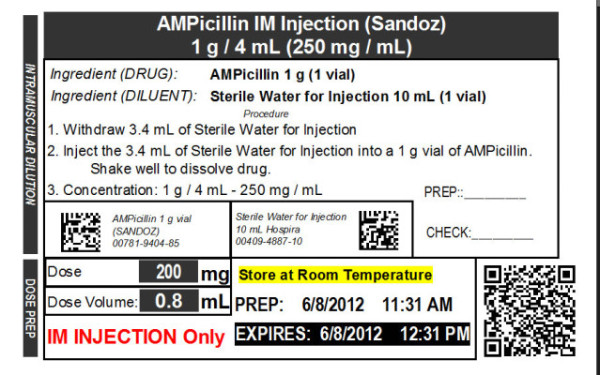 Getting Creative With Pharmacy Labels Dosing Calculations