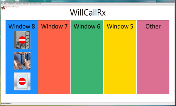 WillCall Rx Grafic Assist