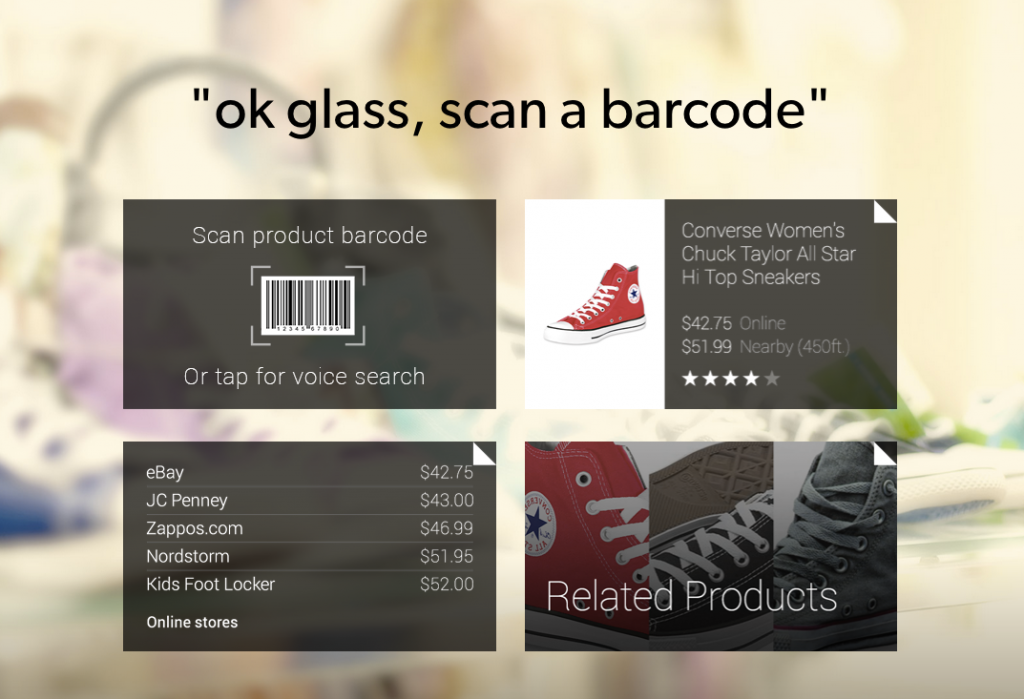 RedLaser bar code scanning app