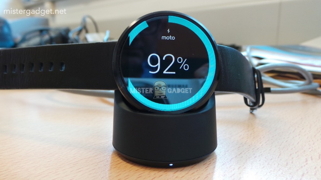 Leaked Moto 360 Wireless Charger