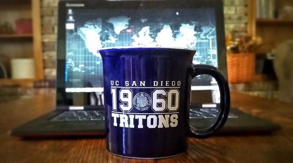 UCSD Triton Mug