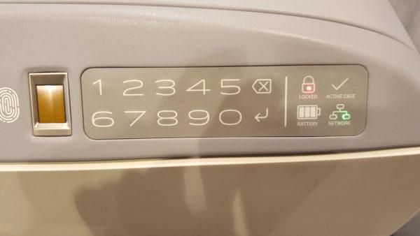 MEPS LVIS Keypad